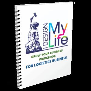 logistics business cover